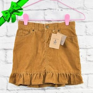Lands' End Corduroy Skirt ~0dl06p1a4h1